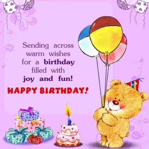 Best Image Birthday Quotes For Kids Nicewishes