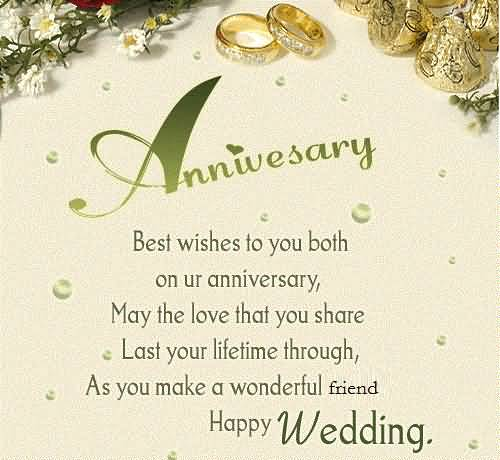 Funny Wedding Quote For Friend Anniversary Quotes Friends Pictures