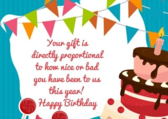 Cool Birthday Wishes For Employer E-Card