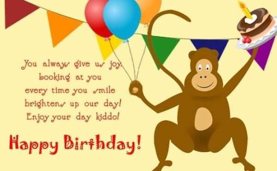 Cool Funny Birthday Quotes For Grandson Image Nice Wishes