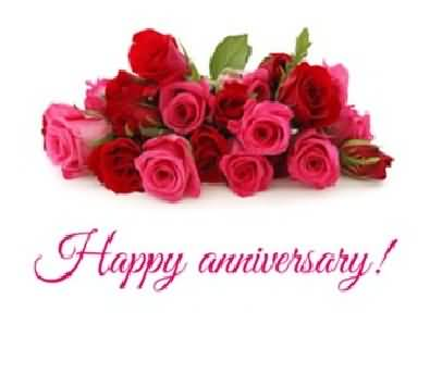 Fabulous E-Card Anniversary Wishes For Friends
