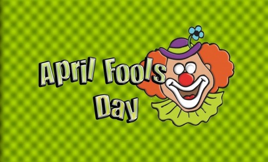 Fantastic Happy April Fool Graphic