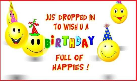 Funny Birthday Quotes For Kids Graphic