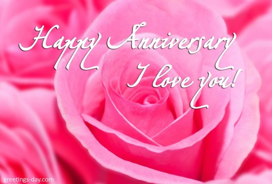 Great E-Card Anniversary Wishes For  Wife