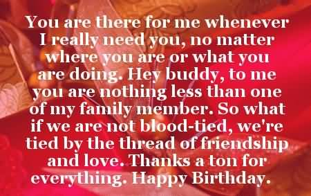 Lovely Birthday Quotes Image