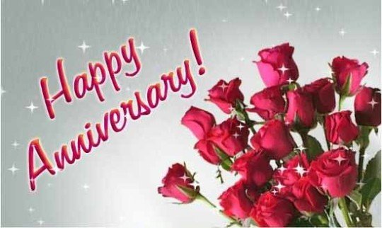 lovely e card anniversary wishes for friend nicewishes