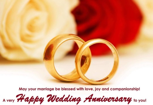 Lovely E-Card Anniversary Wishes For  Wife