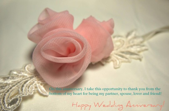 Lovely Greetings Anniversary Wishes For Husband