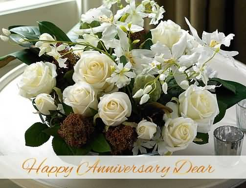 Lovely Greetings Anniversary Wishes For Parents