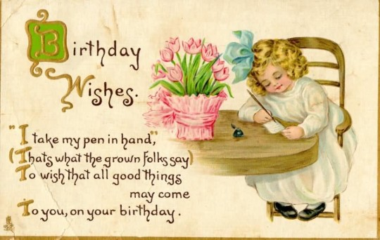 Lovely Greetings Birthday Quotes