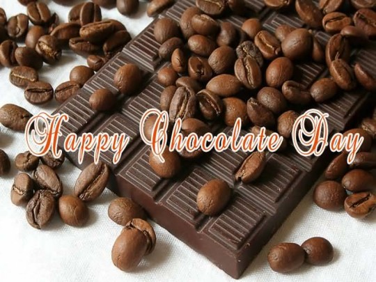 Lovely Happy Chocolate Day Image