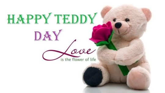 Lovely Happy Teddy Day Best Image