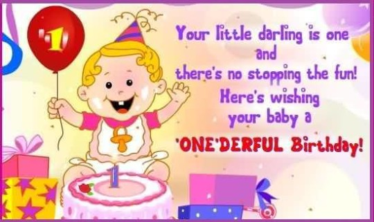 Mind Blowing Birthday Quotes For Kids E-Card