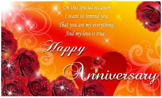 Most Beautiful Greetings Anniversary Wishes For Husband
