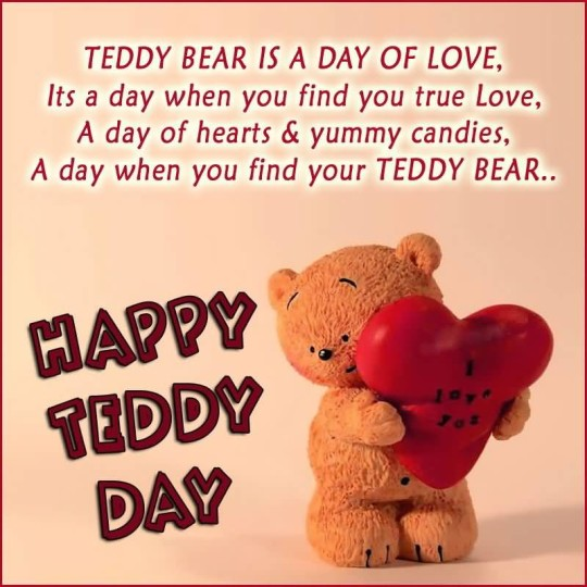 Most Beautiful Happy Teddy Day Best Walllpaper
