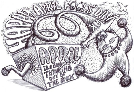 Nice Graphic Happy April Fool Day