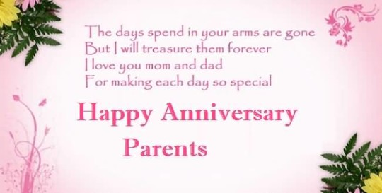 Anniversary wishes for parents ecards images page 21 nice greetings anniversary wishes for parents m4hsunfo
