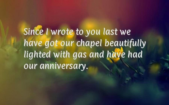 Nice Happy Anniversary With Message Nice Wishes