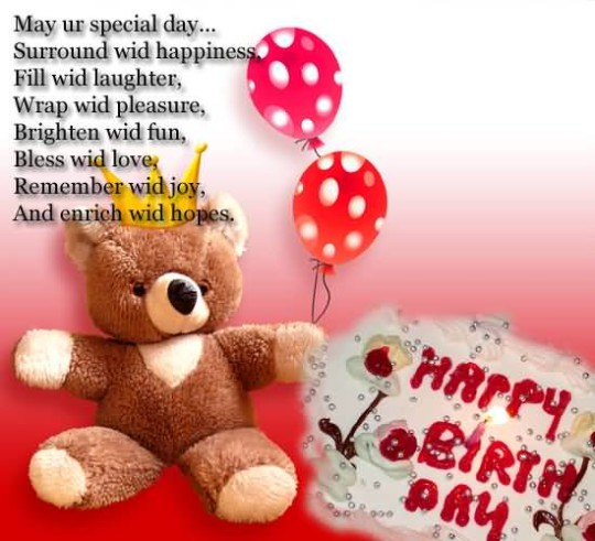 Outstanding Birthday Quotes For Kids