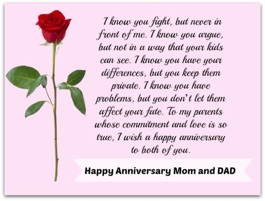 Superb Anniversary Wishes For Parents Wallpaper