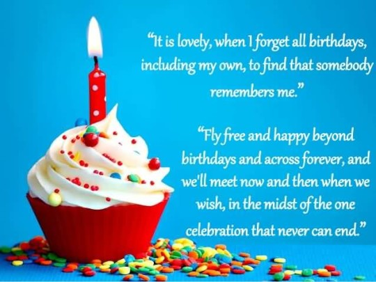 Sweet Birthday Quotes For Kids