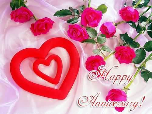 Sweet E-Card Anniversary Wishes For Couple