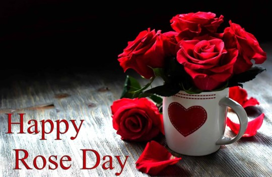 Sweet Happy Rose Day Image