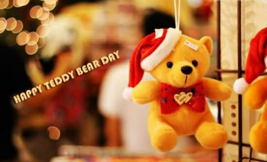 Sweet Happy Teddy Day Awesome Wallpaper