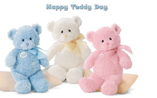 Sweet Happy Teddy Day Nice Graphic