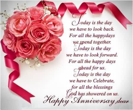 Unique Greetings Anniversary Wishes For Husband