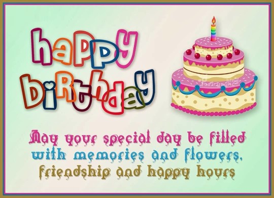 Wonderful Birthday Quotes For Kids
