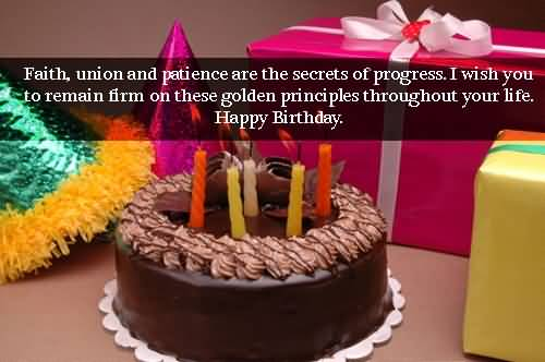 Wonderful Birthday Wishes For Employer E-Card