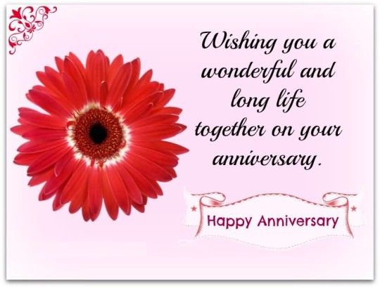 Wonderful Greetings Anniversary Wishes For Parents