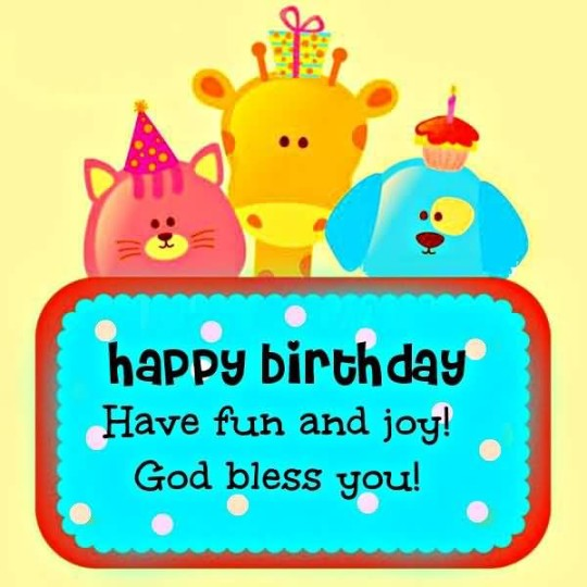 Wonderful Image Birthday Quotes For Kids