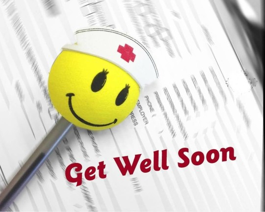 Amazing Get Well Soon Graphic
