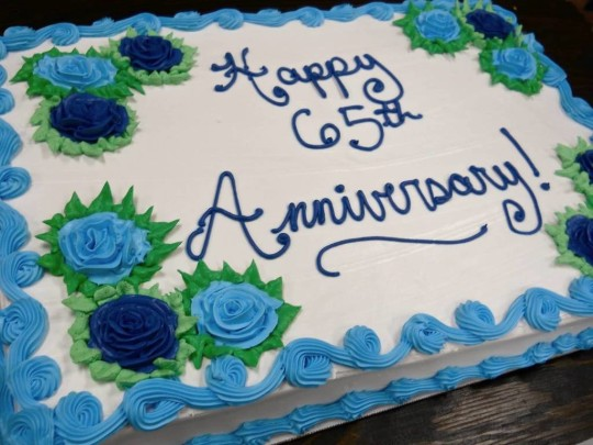 Awesome Cake 5th Anniversary Wishes For Brother In Law