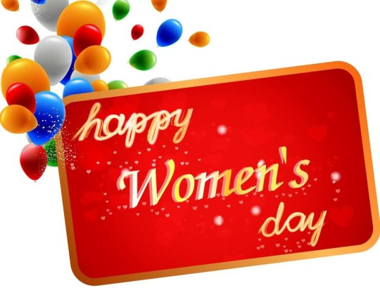 Awesome Happy Women's Day Wallpaper