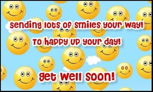 Awesome Message Get Well Soon Picture