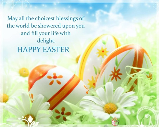Awesome Quote Happy Easter Wallpaper