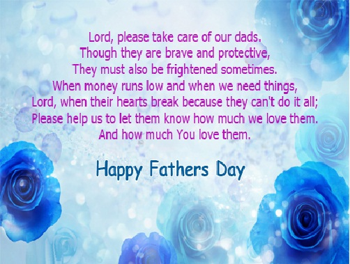 Awesome Quote Happy Father's Day Greetings