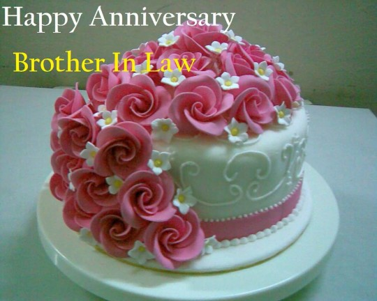 Awewsome Anniversary Wishes For Brother In Law Image
