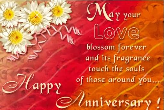 Beautiful Greetings Anniversary Wishes For Brother