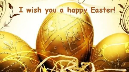 Beautiful Greetings Happy Easter Wishes