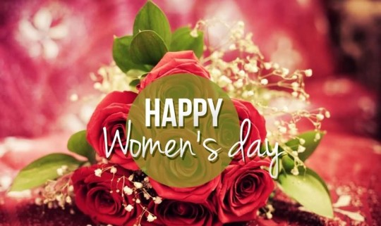 Beautiful Greetings Happy Women's Day