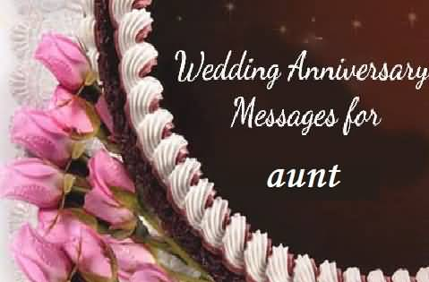 Best Anniversary Wishes For Aunt Wallpaper