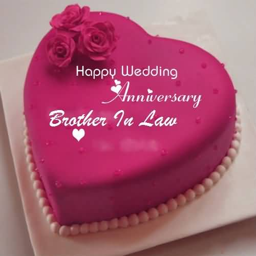 Best Anniversary Wishes For Brother In Law Graphic
