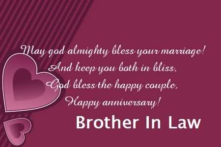 Best Anniversary Wishes For Brother In Law Wallpaper