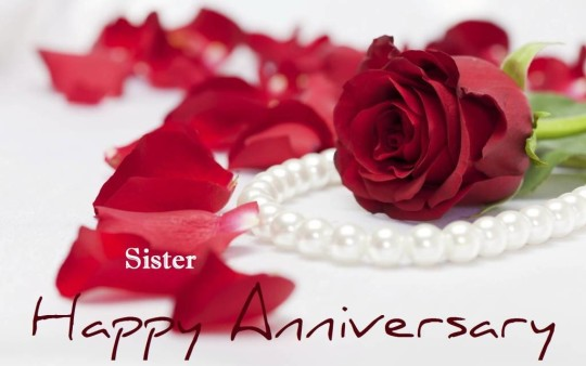 Best Anniversary Wishes For Sister Wallpaper