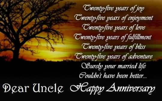 Best Anniversary Wishes For Uncle Pome Wallpaper