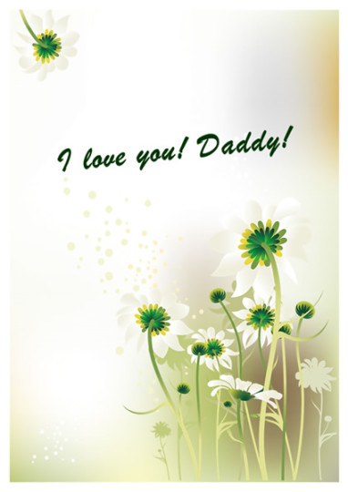 Best Love Wishes For Father E-Card